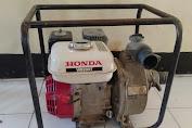 Polsek Manggelewa Dompu Amankan Pemuda Diduga Mencuri Mesin Pompa Air