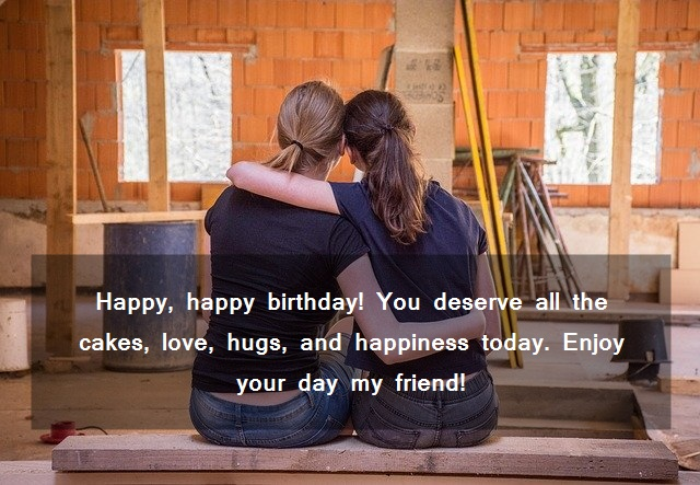 [Latest] 400+ Happy Birthday Wishes For Friend & Best Friend 2021