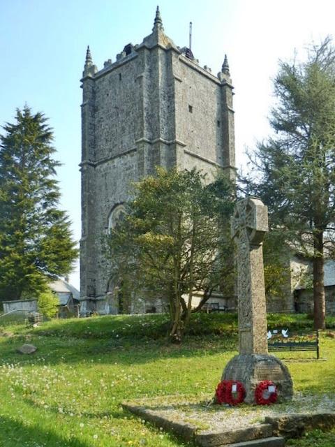 St. Mewan Church, St. Mewan