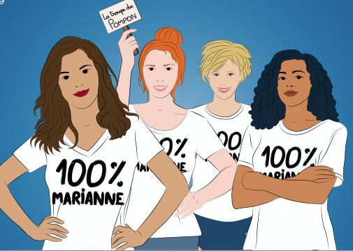 100% Marianne