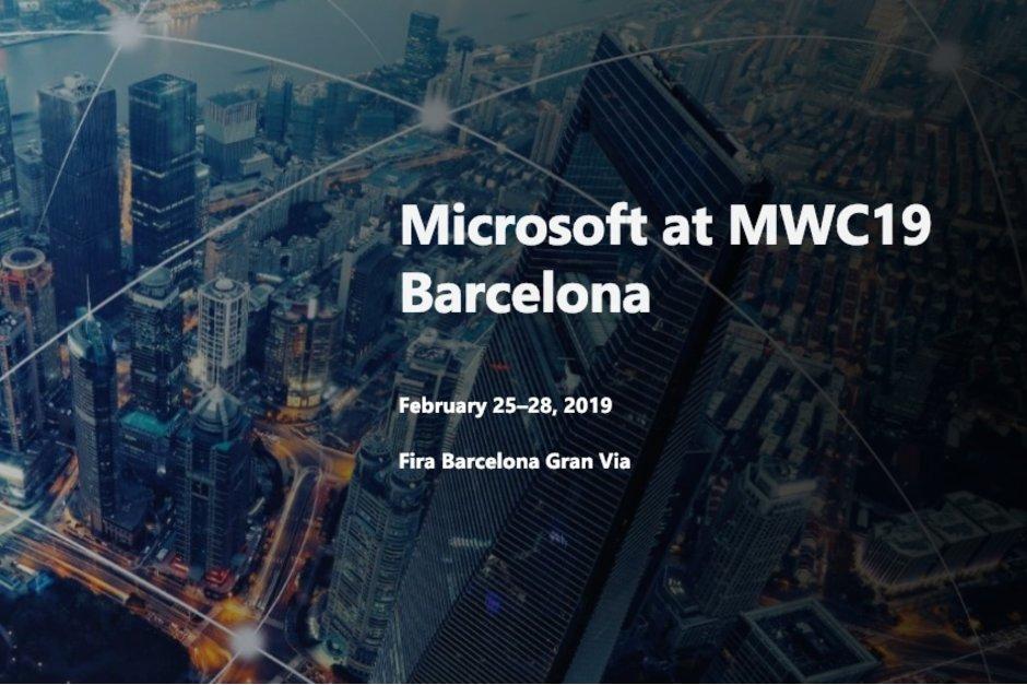 مايكروسوفت تعلن عن موعد حدثها التقني في برشلونة 2019