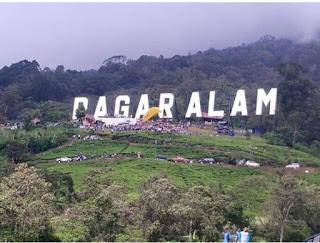 Tugu rimau Pagaralam