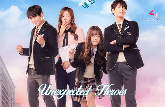 Download Unexpected Heroes Batch Subtitle Indonesia