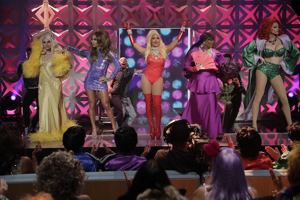 What's On TV Thursday - 'The Talk' Halloween Lip Sync Special