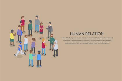 Apa itu Human Relation ?