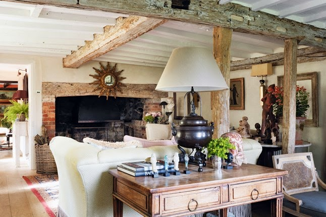 Interior Inspiration : An English Country House, West