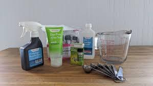 Diy Hand Sanitizer Gel with Essential Oils