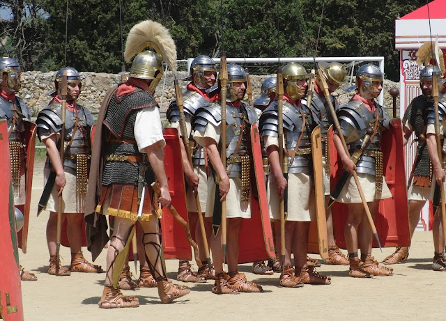 Legio VII Gemina Tarraco Viva 2010