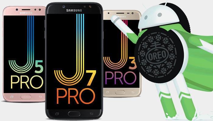 Update Oreo Untuk Samsung J3 Pro, J5 Pro, J7 Pro (2017)