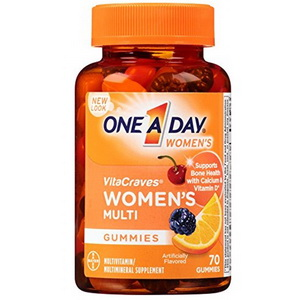 Kẹo Dẻo Vitamin One A Day Women's Vitacraves Gummies của Mỹ