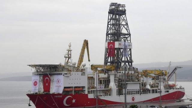 أردوغان يعلن التنقيب عن الغاز في شرق البحر المتوسط ( وبوادر مواجهات في المرحلة القادمة )