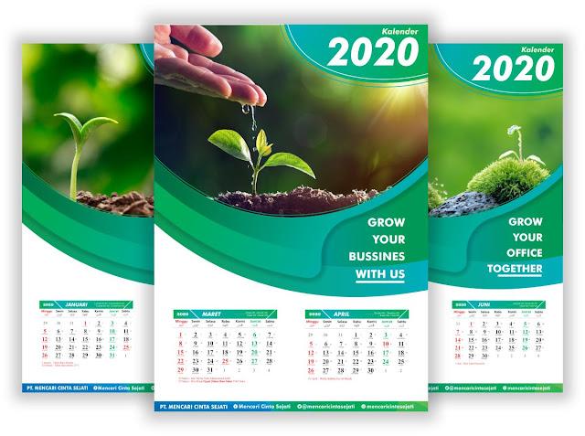kalender 2020 cdr