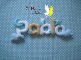 nombre-fieltro-recién-nacido-regalo-bienvenida-decoración-infantil-personalizado-elbosquedelulu-hechoamanoparati-name-banner-babyroom