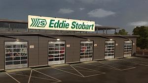 Eddie Stobart garage mod