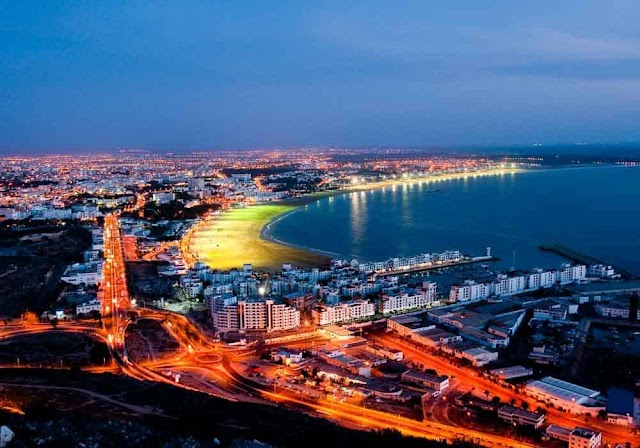 Agadir city Morocco tourisms10