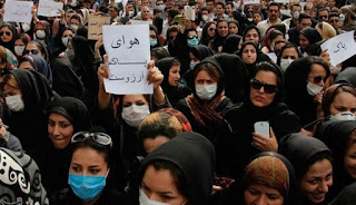 Protes Menyebar, Iran Matikan Internet Di Provinsi Khuzestan
