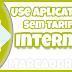 USE APLICATIVOS SEM TARIFAS DE INTERNET