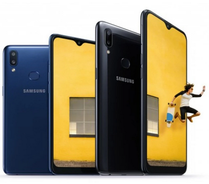 Samsung Galaxy A10S, Infinity V-display, 4000mAh battery Launched