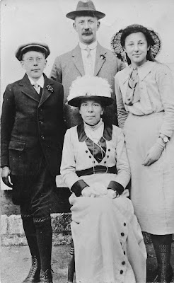 Family group photograph