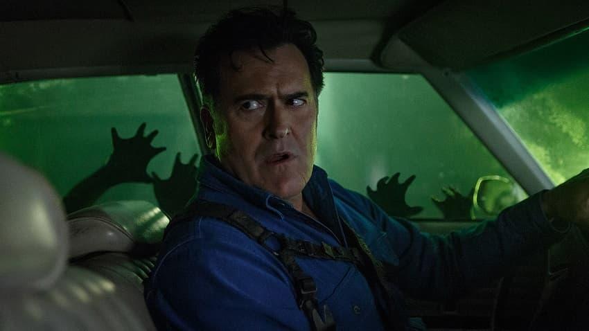 Брюс Кэмпбелл - Новая игра по фильмам «Зловещие мертвецы» выйдет в 2021 году