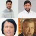 GUSTAVITO, EDDY, IDENIA Y NELSON SON LOS CUATRO DIPUTADOS ELECTOS EN EL MUNICIPIO DE SAN CRISTÓBAL