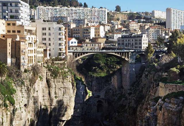 Fotos de Argel - Argélia