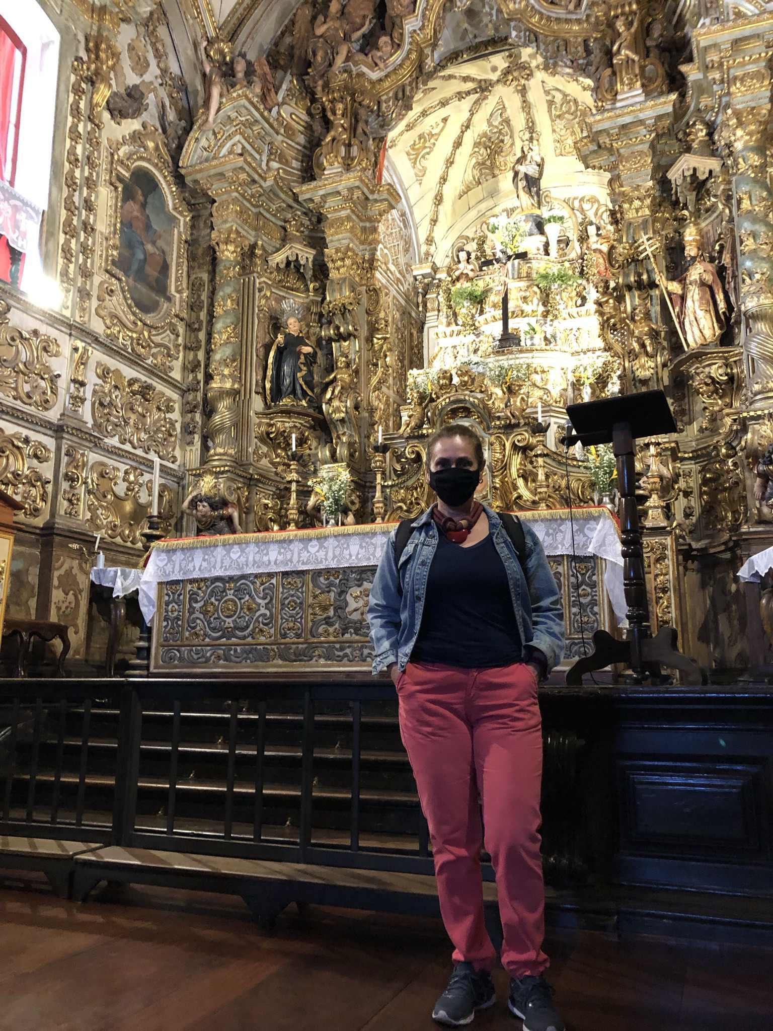 Basílica Matriz Nossa Senhora do Pilar
