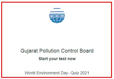 Gujarat Pollution Control Board World Environment Day- Quiz 2021
