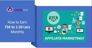 leadsark - affiliate marketing