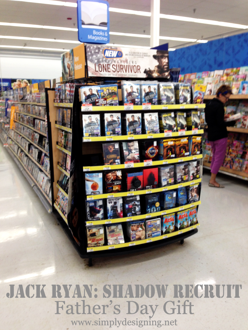 in+store+photo Jack Ryan: Shadow Recruit Father's Day Gift Idea + Printable { #JackRyanBluRay #shop } 7