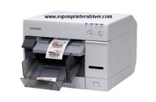 Epson ColorWorks C3400-LT Driver