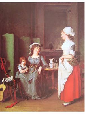 Compte Rendu sur L'anse du Panier, Constance Charpentier
