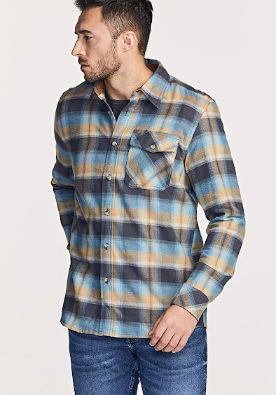 Best Quality Men's Flannel Shirts in The United Kingdom