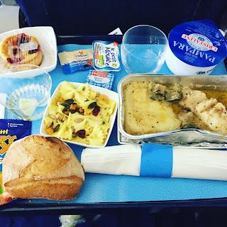 Avis compagnie aérienne Air Caraïbes Paris Fort de France Plateau repas