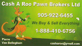 Durham Region We Buy Sell Everything, Cash A Roo Durham Region in Durham Region,Oshawa,Ajax,Whitby