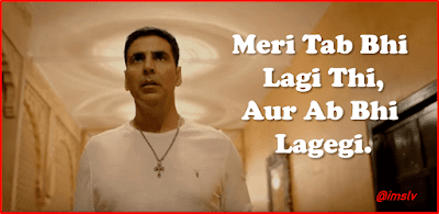 Akshay Kumar Dialogue in Housefull 4