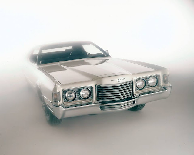 1972. Ford Thunderbird
