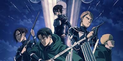 تقرير انمي Shingeki no Kyojin: The Final Season (الموسم الرابع)