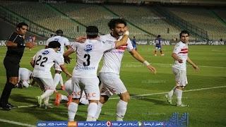 مباراة الزمالك ومصر المقاصة بث مباشر اليوم الخميس 16-8-2018 الدوري المصري الممتاز