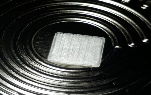 HDD Platter Dust Filter
