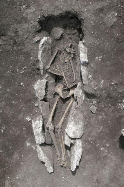 Συναγερμός τέλος: Δεν ήταν ανθρωποθυσία ο σκελετός άνδρα στο ιερό του Λύκαιου Δία στην Αρκαδία
