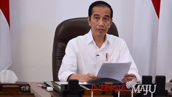 Wanti-wanti Jokowi Antisipasi Gelombang Kedua Corona dari Kepulangan TKI