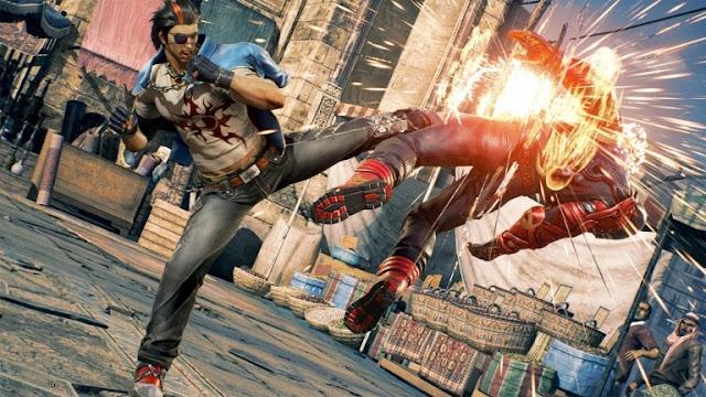 لعبة Tekken 7 قد تستفيد من نسخة لجهاز Nintendo Switch إن أراد الجمهور ذلك !