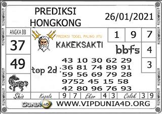 Prediksi Togel HONGKONG DUNIA4D 26 JANUARI 2021