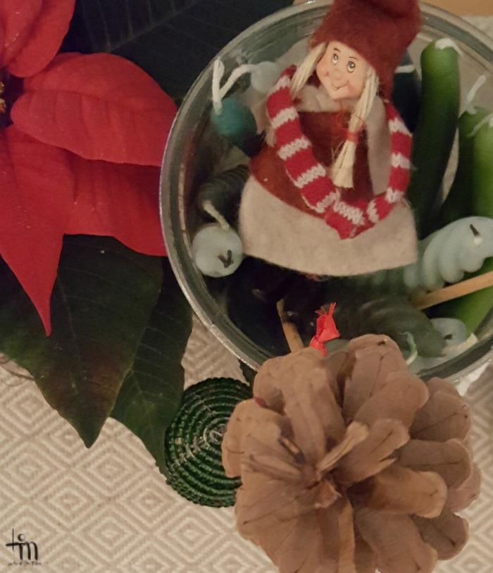 joulumuori ja joulutähti