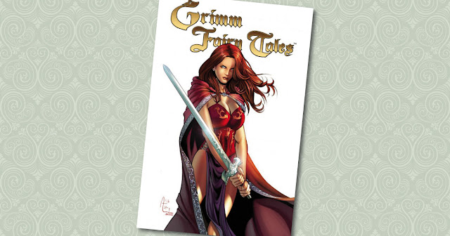 Grimm Fairy Tales 5 Panini Cover