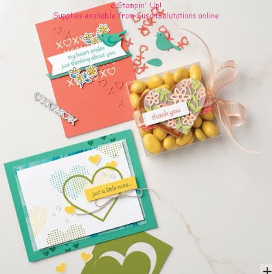 Lots of Heart stamp set
