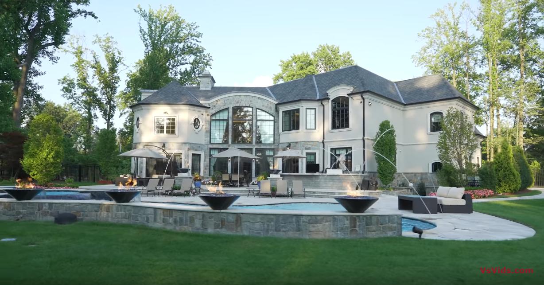 Luxury Home Tour vs. 59 Eagle Rim Rd, Upper Saddle River, NJ 07458