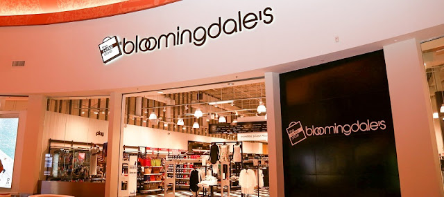 Comprar ternos na Bloomingdale's em Miami