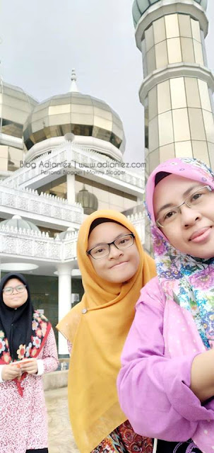 Taman Tamadun Islam | Masjid Kristal